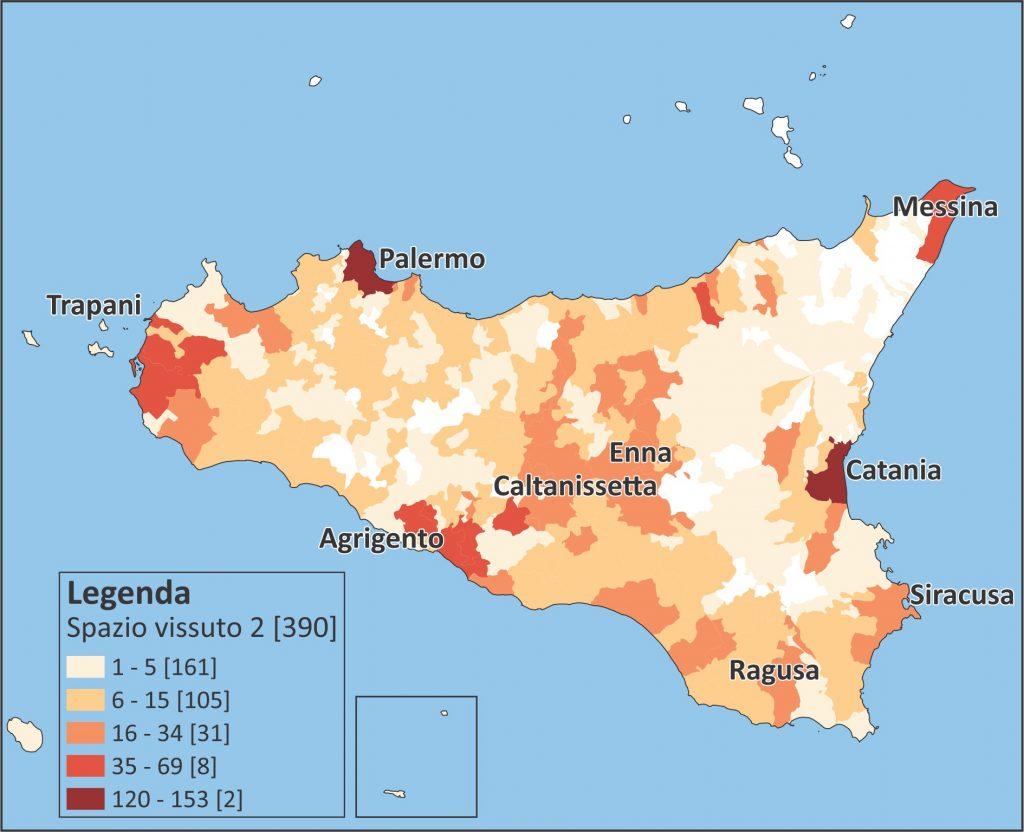 Cartina Tematica Sicilia.L Atlante Linguistico Della Sicilia Als Korpus Im Text