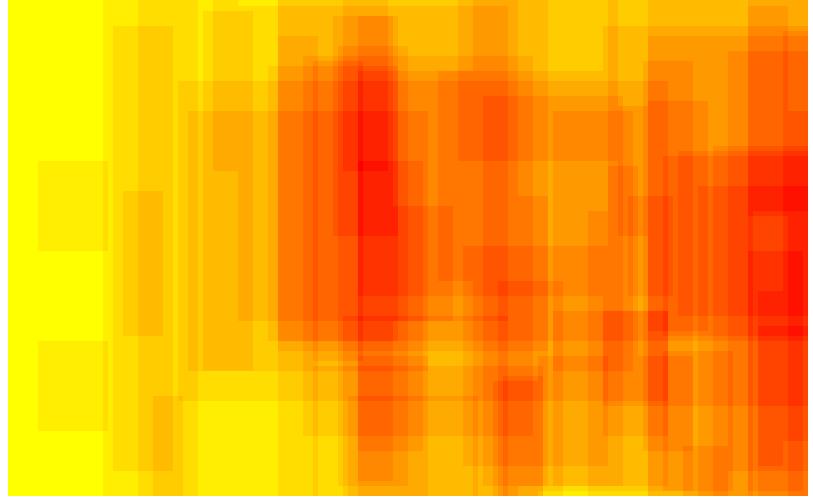 Domäne POLITIK - Heatmap - bildgraphisches Zeichen: Fascio Littorio