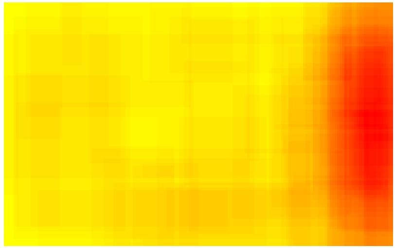 Domäne POLITIK - Heatmap - bildgraphisches Zeichen: Movimento Autonomo e Autoorganizzato