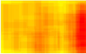 ScriMuRo - Heatmap - bildgraphisches Zeichen: Anarchie