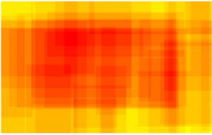 ScriMuRo - Heatmap - bildgraphisches Zeichen: Emblem