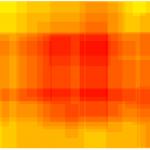 Domäne ULTRAS - Heatmap - bildgraphisches Zeichen: Ikone